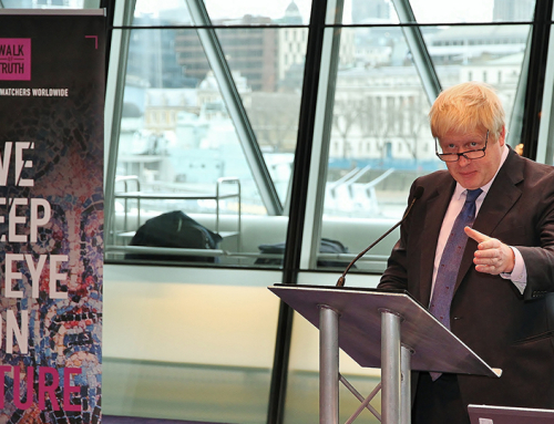 London Mayor vows to stop art sales by terrorists